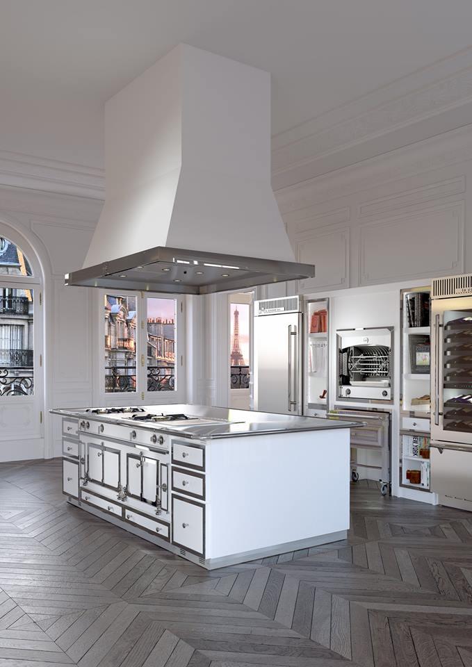 Chateau Grand Palais Bella Cucina Design
