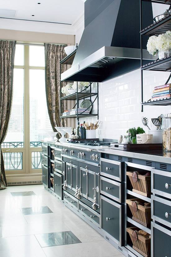 Chateau ranges bella cucina design for French chateau kitchen designs