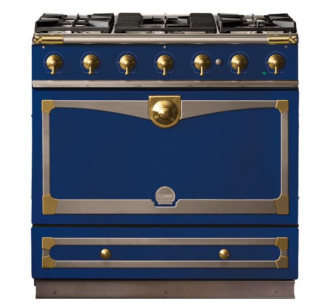 La cornue cornuf 90 bella cucina design - La cornue chateau 90 ...