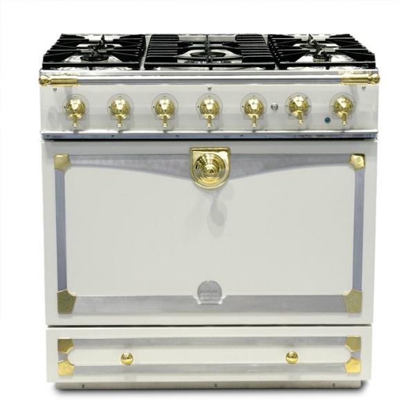 Cornuf 90 bella cucina design - La cornue chateau 90 ...