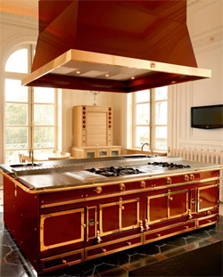 la cornue french range cornuf and chateau stove oven cooktop kitchens. Black Bedroom Furniture Sets. Home Design Ideas