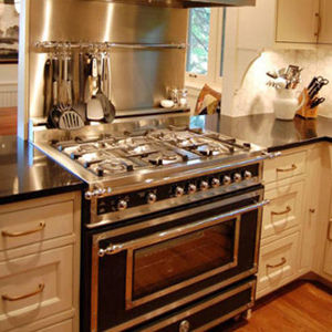 La Cornue French Range CornuFé and Chateau Stove Oven cooktop kitchens