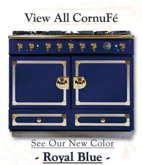 la cornue french range cornuf and chateau stove oven. Black Bedroom Furniture Sets. Home Design Ideas