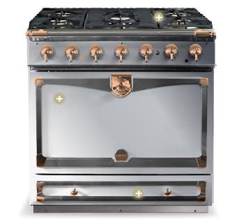 stainless steel bella cucina design. Black Bedroom Furniture Sets. Home Design Ideas