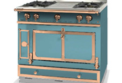 la cornue range bella cucina design. Black Bedroom Furniture Sets. Home Design Ideas