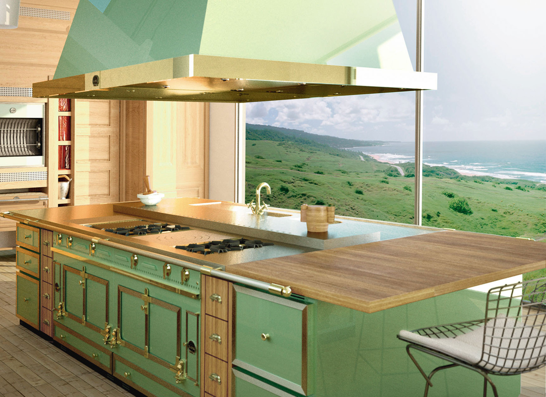 kitchens by design la chateau grand palais cucina design 376