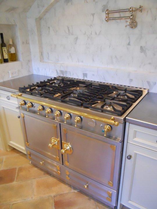 La Cornue French Range Cornuf 233 And Chateau Stove Oven